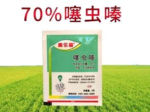 70%噻虫嗪 蚜虫稻飞虱蓟马专用药